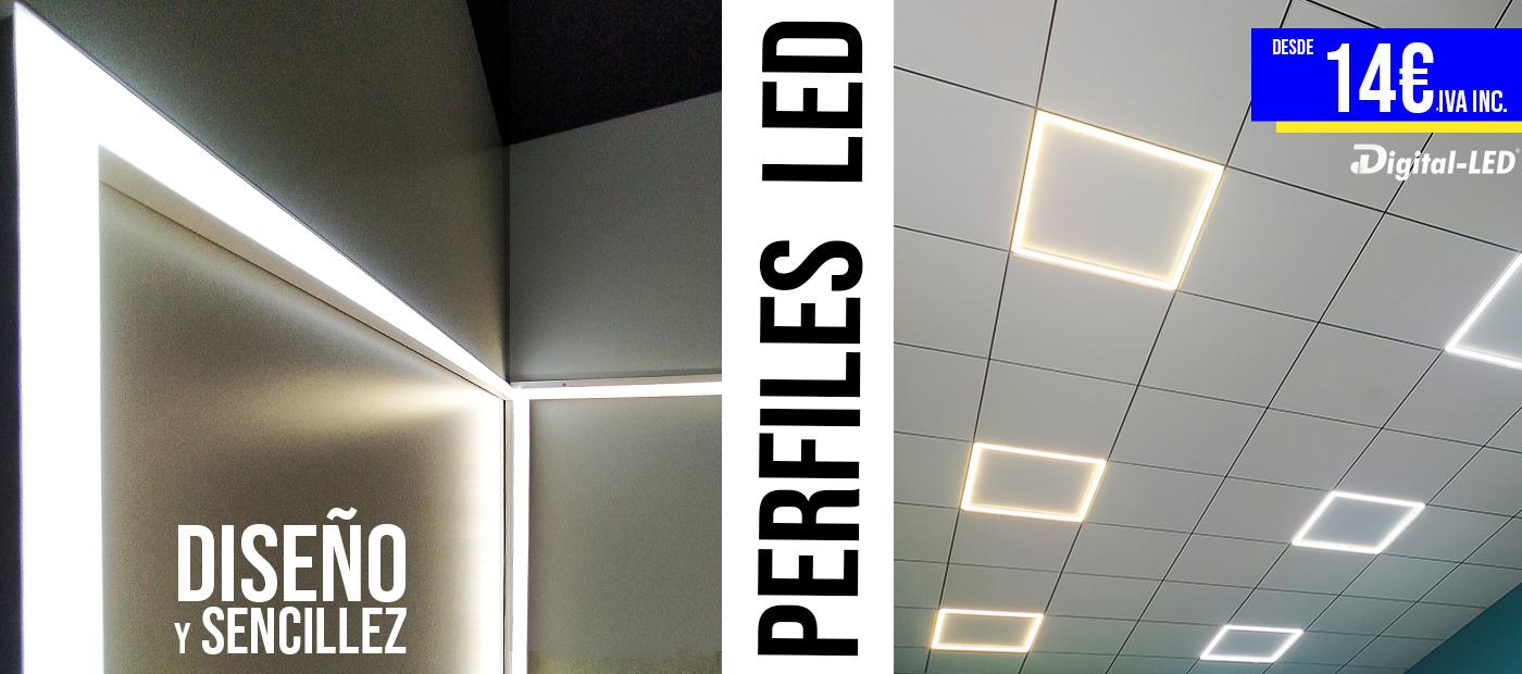 Perfil LED