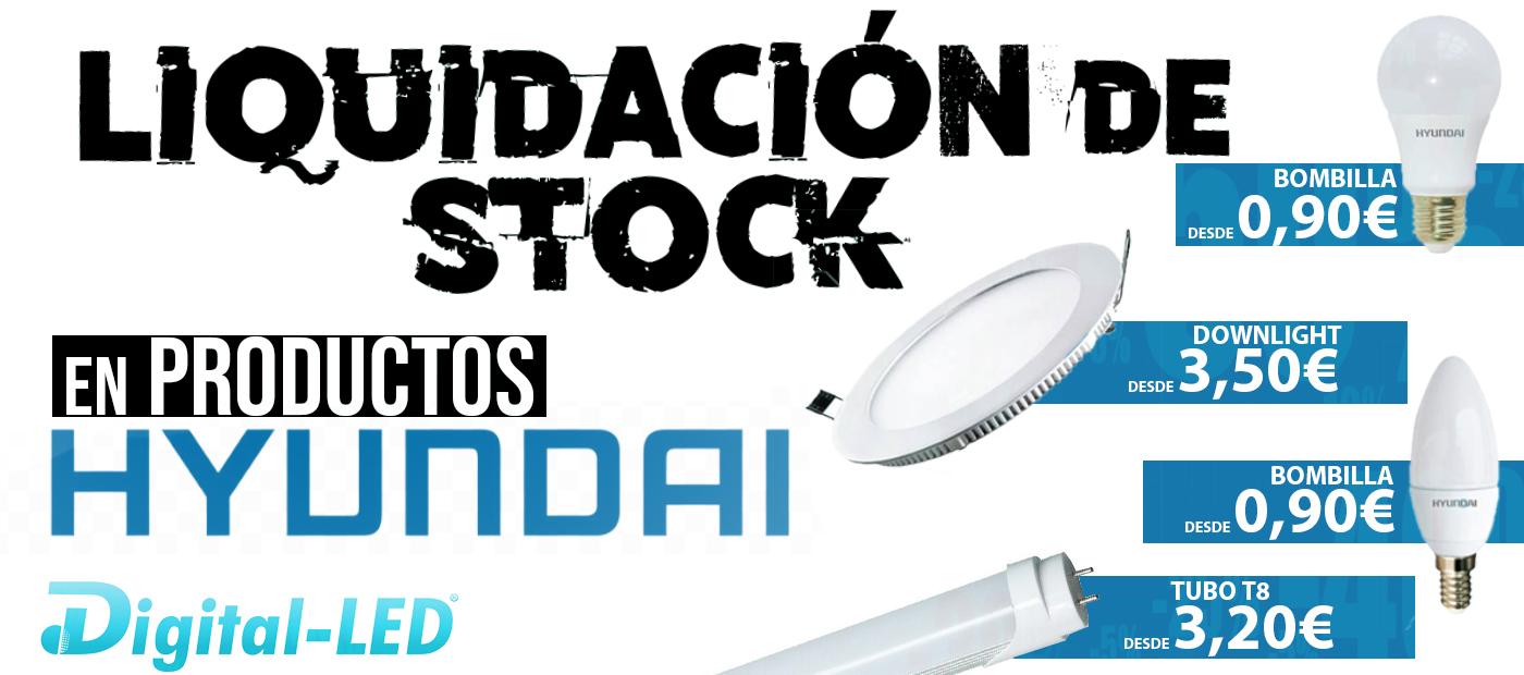 Liquidacion stock hyundai